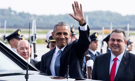 Noi lo ve Trump phu bong chuyen cong du cuoi cung cua Obama - Anh 1