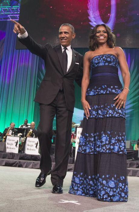 Michelle Obama - Nguoi dan ba quyen luc voi phong cach thoi trang sieu sanh dieu - Anh 11