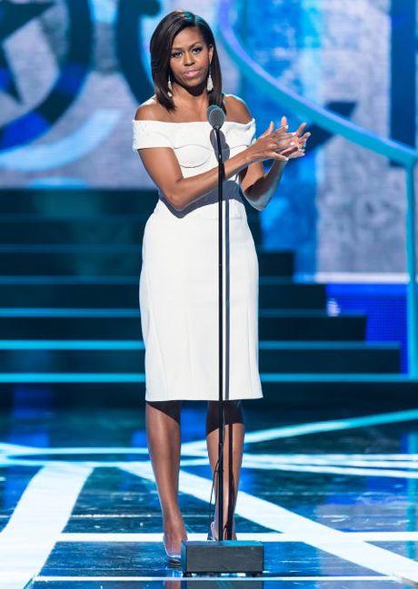 Michelle Obama - Nguoi dan ba quyen luc voi phong cach thoi trang sieu sanh dieu - Anh 1