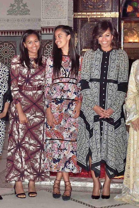Michelle Obama - Nguoi dan ba quyen luc voi phong cach thoi trang sieu sanh dieu - Anh 3