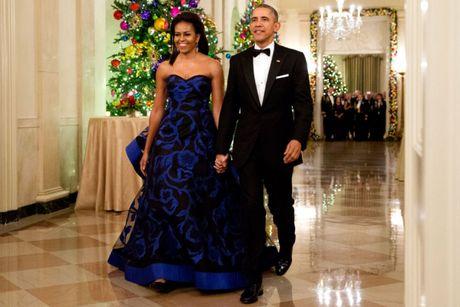 Michelle Obama - Nguoi dan ba quyen luc voi phong cach thoi trang sieu sanh dieu - Anh 4