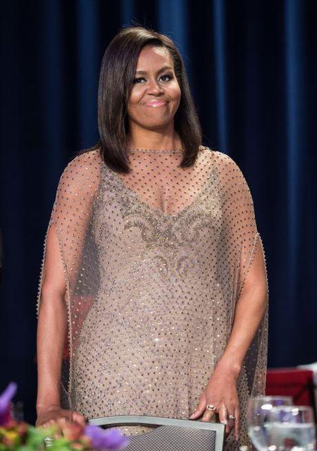 Michelle Obama - Nguoi dan ba quyen luc voi phong cach thoi trang sieu sanh dieu - Anh 5