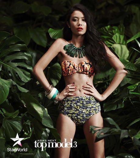 Kikki Le co hon nhan sac 4 dai dien Viet Nam da tung tham du Asia's Next top Model? - Anh 11