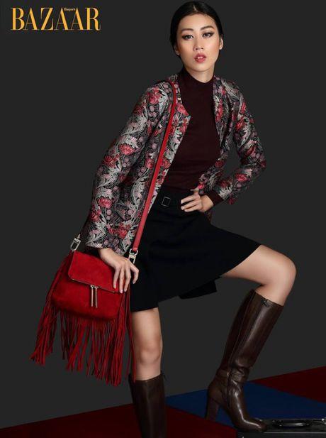 Kikki Le co hon nhan sac 4 dai dien Viet Nam da tung tham du Asia's Next top Model? - Anh 18