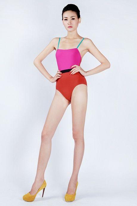 Kikki Le co hon nhan sac 4 dai dien Viet Nam da tung tham du Asia's Next top Model? - Anh 2