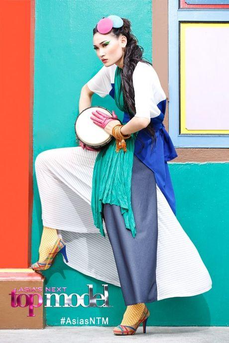 Kikki Le co hon nhan sac 4 dai dien Viet Nam da tung tham du Asia's Next top Model? - Anh 4