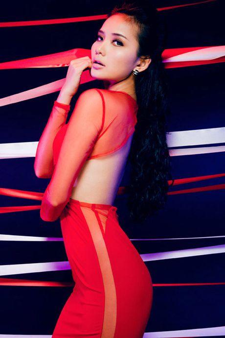 Kikki Le co hon nhan sac 4 dai dien Viet Nam da tung tham du Asia's Next top Model? - Anh 7