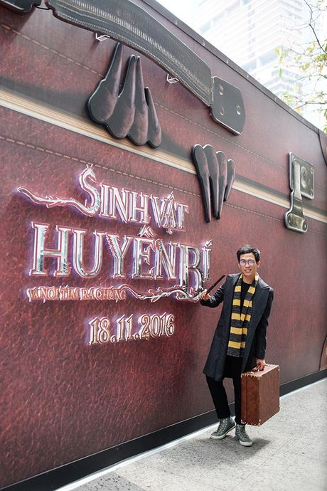 Bat ngo phat hien ra hang loat sao Viet cung la fan cuong cua the gioi Harry Potter! - Anh 10