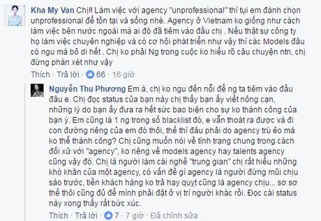 Cao Thien Trang phan phao the nao khi bi Fashionista Thythu Nguyen noi 'to ra nguy hiem'? - Anh 7