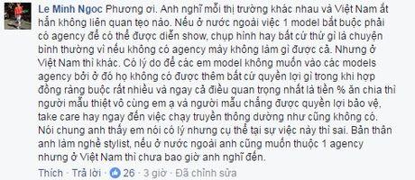 Cao Thien Trang phan phao the nao khi bi Fashionista Thythu Nguyen noi 'to ra nguy hiem'? - Anh 9