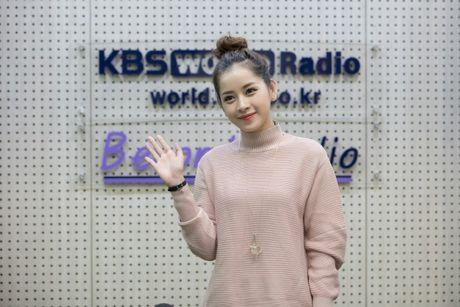 Chi Pu bat ngo tro thanh khach moi cua dai KBS sau chien thang tai Asia Artist Awards 2016 - Anh 2
