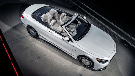 300 xe Maybach S650 Cabriolet doc quyen chi danh cho khach VIP - Anh 2