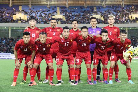 VFF tiep suc cho DT Viet Nam bang tinh than - Anh 1
