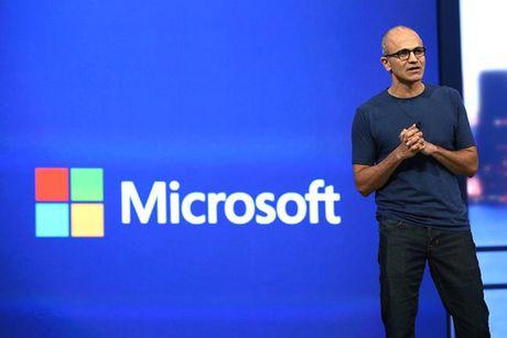 CEO Microsoft muon dua nen tang bot va AI den moi gia dinh - Anh 1