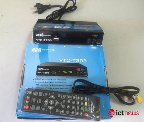 Bac Giang: Bat qua tang 80 dau thu VTC-T203 gia - Anh 1