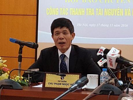 Nguyen Bo truong Nguyen Minh Quang nhan trach nhiem - Anh 1