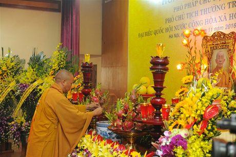 Tuong niem Pho Phap chu GHPG Viet Nam Thich Chon Thien - Anh 12