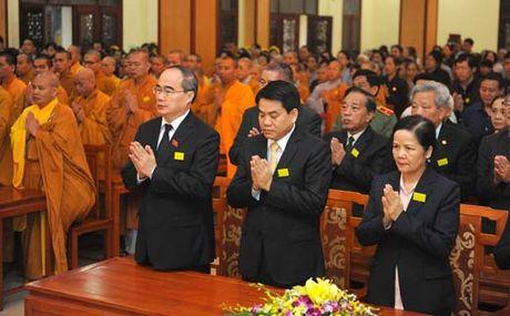 Tuong niem Pho Phap chu GHPG Viet Nam Thich Chon Thien - Anh 1