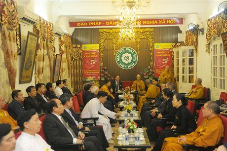 Tuong niem Pho Phap chu GHPG Viet Nam Thich Chon Thien - Anh 2