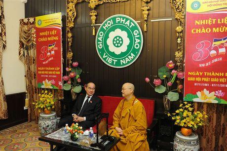 Tuong niem Pho Phap chu GHPG Viet Nam Thich Chon Thien - Anh 3