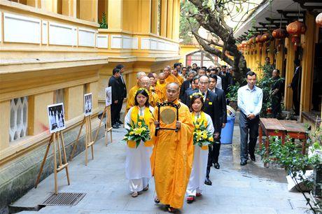 Tuong niem Pho Phap chu GHPG Viet Nam Thich Chon Thien - Anh 5