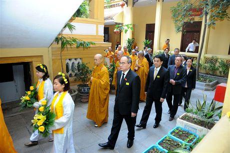 Tuong niem Pho Phap chu GHPG Viet Nam Thich Chon Thien - Anh 6