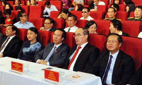 Le trao giai Bao chi 'Vi su nghiep dai doan ket toan dan toc' lan thu 12 - Anh 2