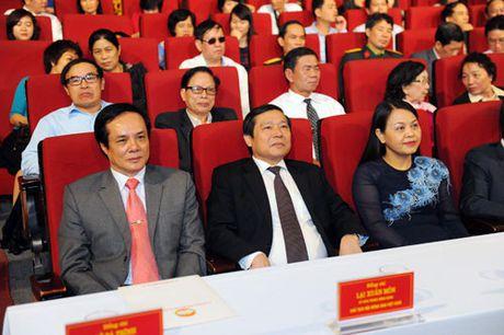 Le trao giai Bao chi 'Vi su nghiep dai doan ket toan dan toc' lan thu 12 - Anh 3