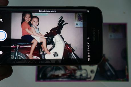 Scan anh cu voi ung dung mien phi tu Google - Anh 1