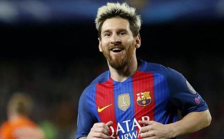 Ky hop dong ky luc, Barca tu tin troi chan Messi - Anh 1