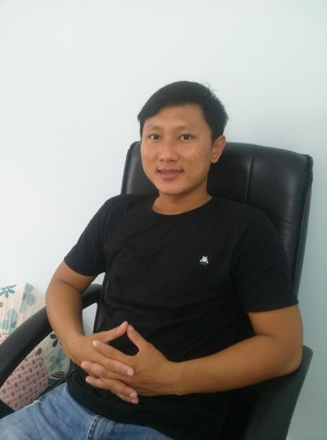 Hanh khach Uber: 'Toi thay minh nhu nguoi than cua tai xe' - Anh 1