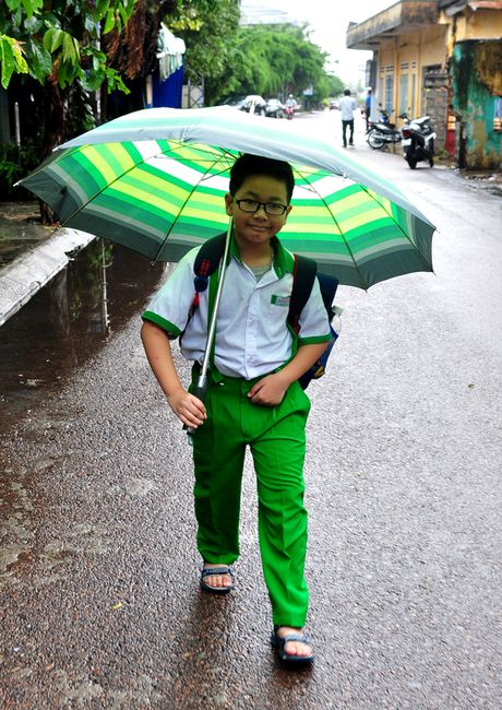 Cau be lop 3 gioi tieng Anh khien thay co bat ngo - Anh 2