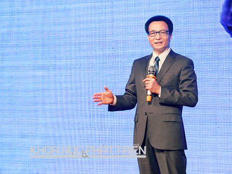 Pho Thu tuong Vu Duc Dam: Khong khi khoi nghiep doi moi sang tao dang lan toa tot - Anh 1