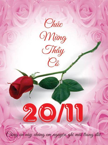 Thiep chuc mung y nghia nhan ngay Nha giao Viet Nam 20-11 - Anh 10