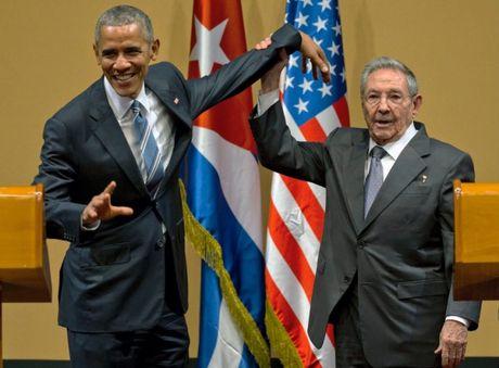 100 khoanh khac nhiem ky Tong thong Obama (phan cuoi) - Anh 7