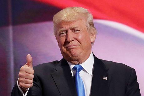 Hon nua dan My tin tuong Tong thong dac cu Donald Trump - Anh 1