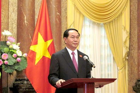 Chu tich nuoc tham du Dien dan hop tac kinh te chau A-Thai Binh Duong (APEC) lan thu 24 - Anh 1