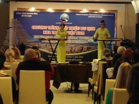 Xuc tien du lich Nha Trang tai thi truong Vien Dong, Lien bang Nga - Anh 3