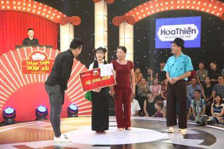 Co gai dan toc Muong trach Tran Thanh 'an oc khong do vo' - Anh 1