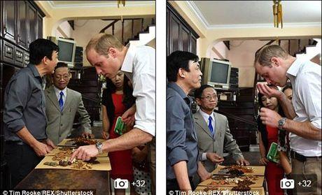 Hoang tu William da bong cung tre em Viet Nam len bao Tay - Anh 9