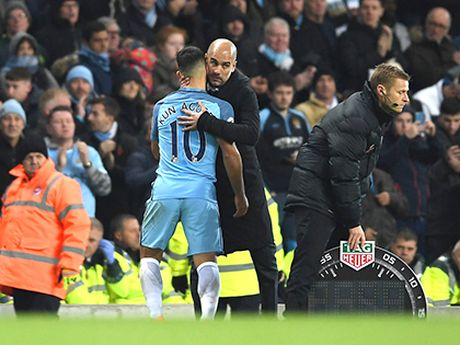 Man City can som tro lai duong dua - Anh 1
