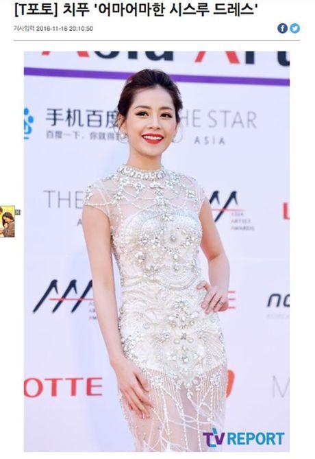 Chi Pu dep lan at dan my nhan Han Quoc tai tham do - Anh 6