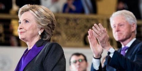 Sau bai tran, ba Clinton da lam dieu ma cac ung vien nam deu chua tung lam trong lich su - Anh 1