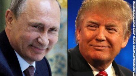 Thoa long mong uoc, ong Trump tuc toc den tan noi 'ket ban' voi ong Putin - Anh 1