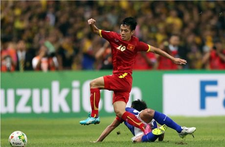 Tien dao nao 'man' ban thang nhat o DT Viet Nam? - Anh 11