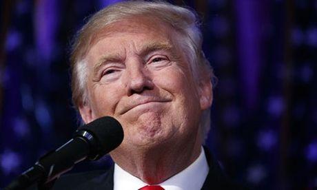 Ong Trump se thay doi kieu toc trong thoi gian toi? - Anh 1