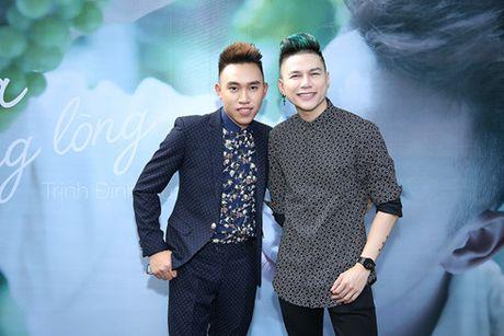 Du phau thuat tham my hong, Hoang Ton van den ung ho Trinh Dinh Quang - Anh 5