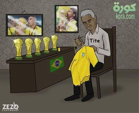 Biem hoa 24h: Mourinho meo mat vi 'benh vien' MU - Anh 6