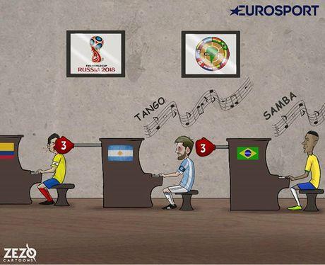 Biem hoa 24h: Mourinho meo mat vi 'benh vien' MU - Anh 7