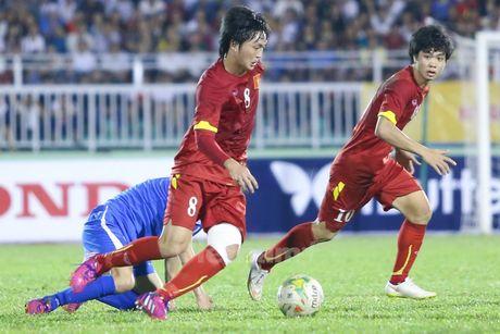 Huu Thang van giu Tuan Anh lam 'cua de danh' cho ban ket AFF Cup - Anh 1
